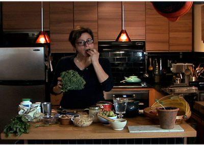 Kitchen Semiotics, 2011 (kale)