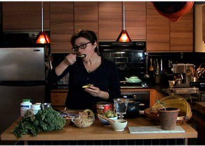 Kitchen Semiotics, 2011 (avocado)